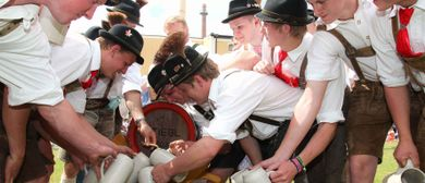 Großes Stiegl-Maibaumfest am 10. Mai 2015
