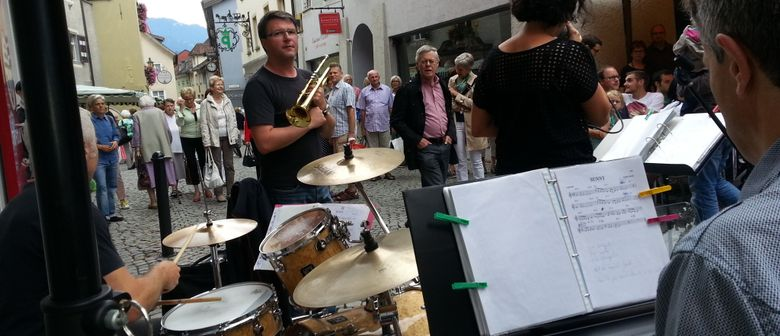 Swinging Jazz Summer in der Altstadt Bludenz