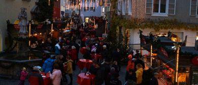 Wintermarkt in Bludenz