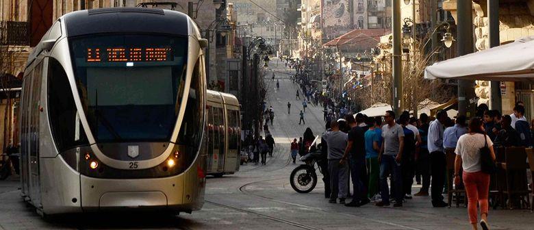 Eröffnung: Endstation Sehnsucht. Eine Reise durch Jerusalem