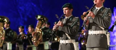 Sommer.Lust am Platz: Militärmusik Vorarlberg