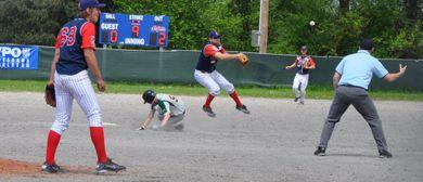 Dornbirn Indians vs. Athletics Attnang-Puchheim