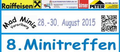 8. Minitreffen der Mad Minis Vorarlberg in der Ur-Alp in Au
