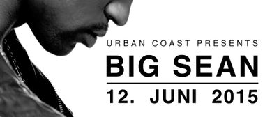 BIG SEAN - LIVE IN VIENNA - 12.06.2015