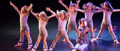 Tanzcamp - Sommertanzwoche für Kinder