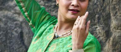 Saya- indische Musik und Kathak Tanz