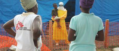 Public Talk Ärzte ohne Grenzen: Im Einsatz gegen Ebola