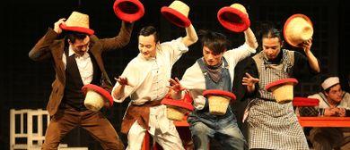 Chinesischer Nationalcircus - Shanghai Nights - Theatertour
