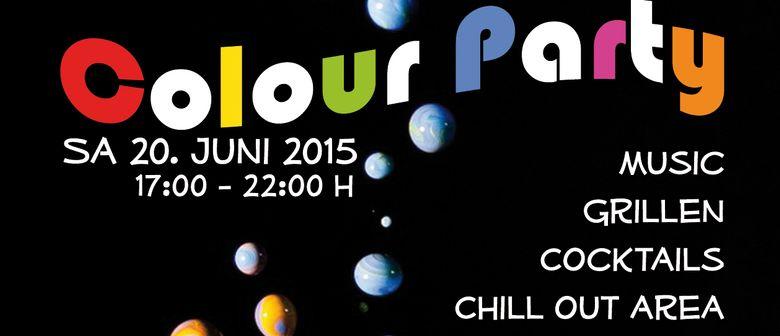 Colour Garden Party