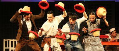 Chinesischer Nationalcircus - Theatertour 2015