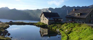 Verwall-Silvretta Höhenwanderung 06. – 09. August 2015