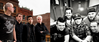 Anti-Flag + Less Than Jake  @ Conrad Sohm Kultursommer