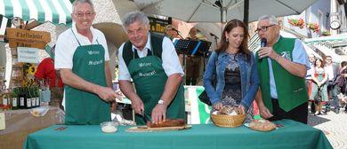 Weizer Mulbratlfest in der Altstadt Bludenz