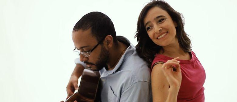 WUK Platzkonzert: Paula Barembuem & Daniel Mesquita