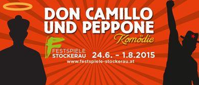 """DON CAMILLO UND PEPPONE"" Festspiele Stockerau 2015"