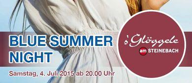 Blue Summer Night 2015