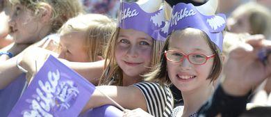 32. Milka Schokoladefest in der Alpenstadt Bludenz