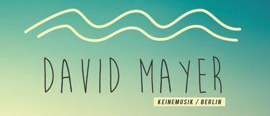 David Mayer (Keinemusik, Berlin)