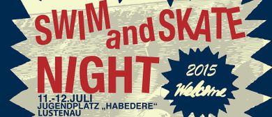 Swim and Skate Night
