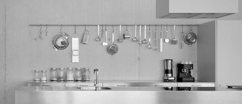 küchen kochen handwerk, eine ausstellung mit kochaktionen