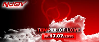 Tempel of Love - Singleparty