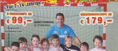 FC Klostertal Starcamps 2015