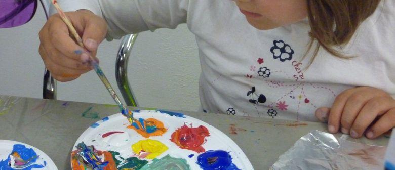 Kinder-Kurs: Malabenteuer: Die Tricks der Farben
