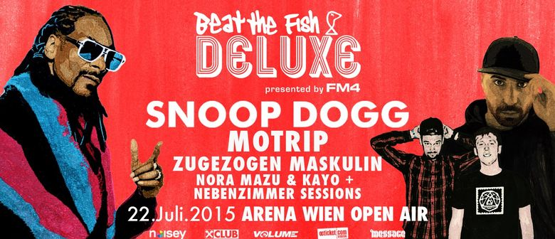 Beat the Fish Deluxe I SNOOP DOGG I MOTRIP I ZUGEZOGEN MASKU