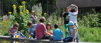 Kindersommer im Stadtgarten 2015