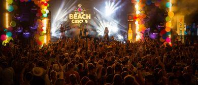 BACARDI BEACH CIRCUS | 01. August 2015 | Uni Klagenfurt