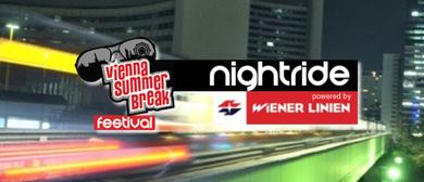 VIENNA SUMMERBREAK – nightride 2015