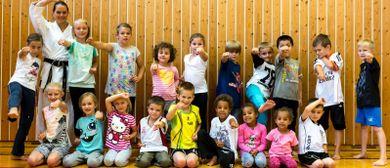Karate Starke Kids für Kinder von 6 -12 Jahren