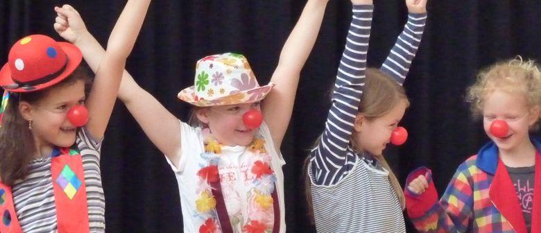 Kinder-Clown-Workshop