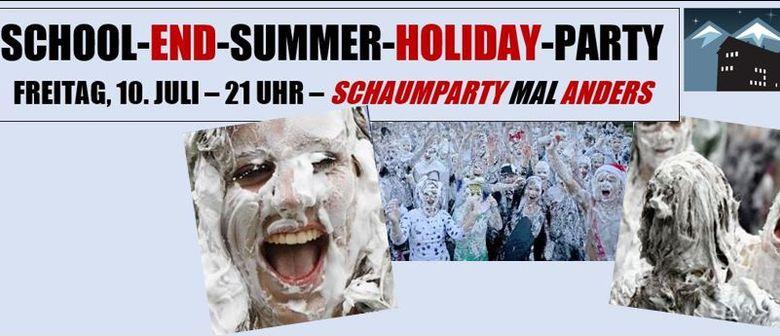 Schaum- & Neon-Shooters-Party (16+) @ Factory Bürs