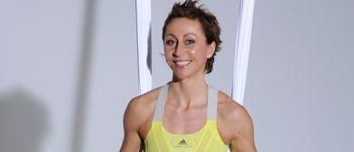 Flying Yoga Workshop BASIC mit Claudia Lederer