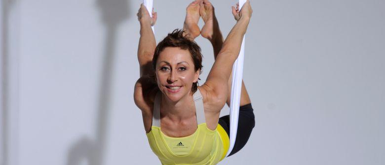 Flying Yoga Workshop ADVANCED mit Claudia Lederer