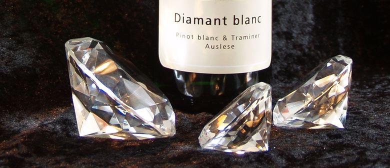 Wein - Stein - Minerale - Kristalle
