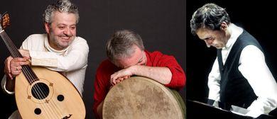 Trio Tannur – Rosmanith/Gulda/Abado (Ö, Libanon)