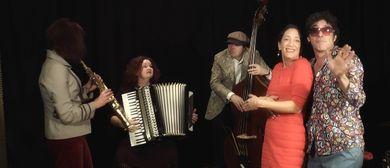 Scheiny's All Star Yiddish Revue (USA, Ö)