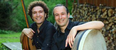 Salah Ammo & Peter Gabis (Syrien, Ö.)
