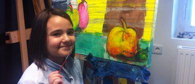 Kinder malen & zeichnen, Kurs - Workshop