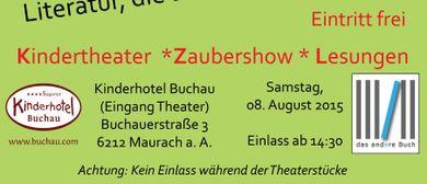 Die andere Buchmesse in Tirol