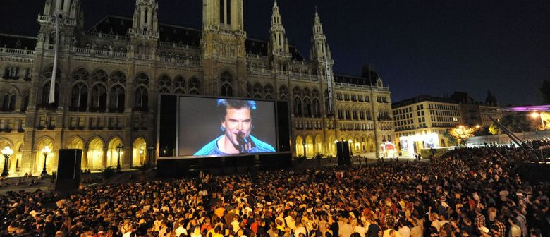 Film Festival Wiener Rathausplatz