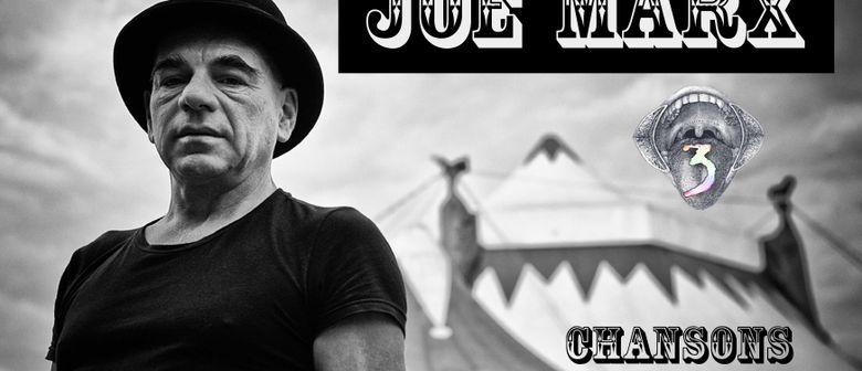 JOE MARX - Chansons