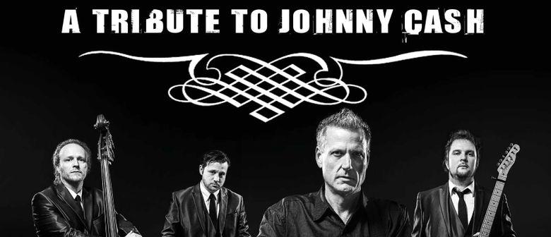 The Cashbags - A tribute to Johnny Cash live @ Werkstatt