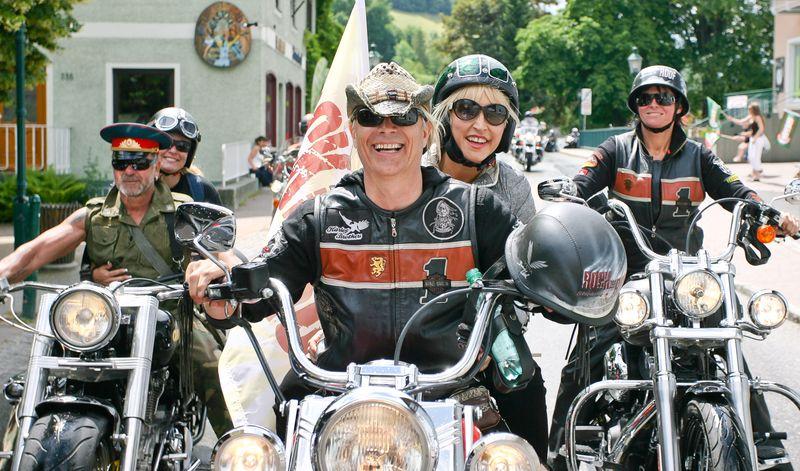 Harley Davidson Schladming