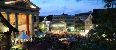 Ländle-Talente auf dem Dornbirner Marktplatz