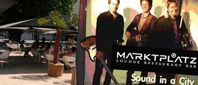Sound In A City live am Marktplatz