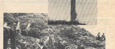 40 Jahre Gipfelkreuz auf der Löffelspitze