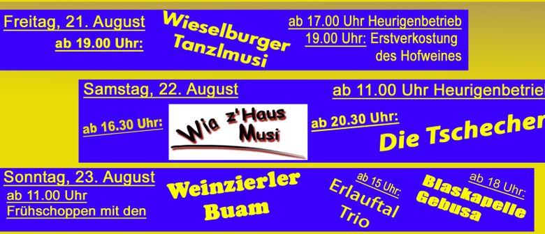 22. Hofheuriger in Purgstall/Erlauf